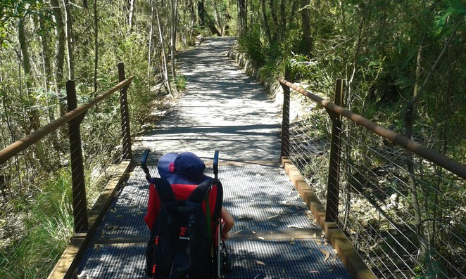the sanctuary, canberra, tidbinbilla nature park, ACT, pram walks, national parks, wildlife,