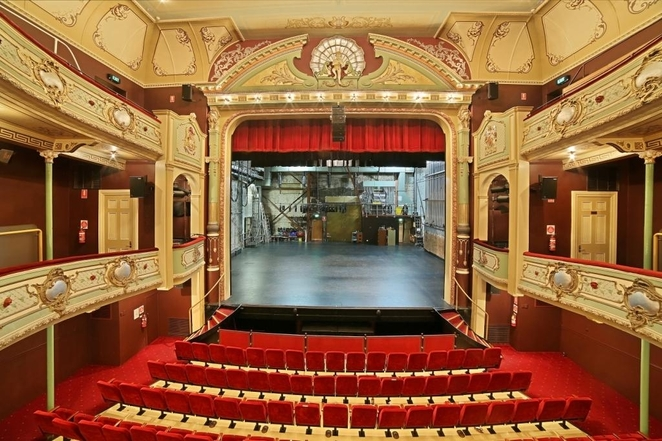 The Theatre Royal Hobart