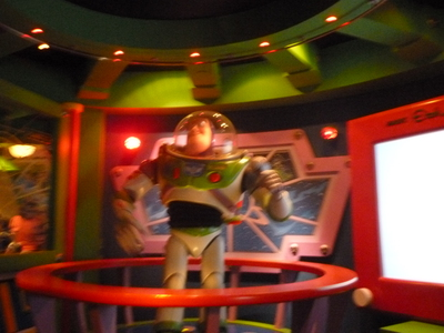 to infinity and beyond buzz lightyear disneyland