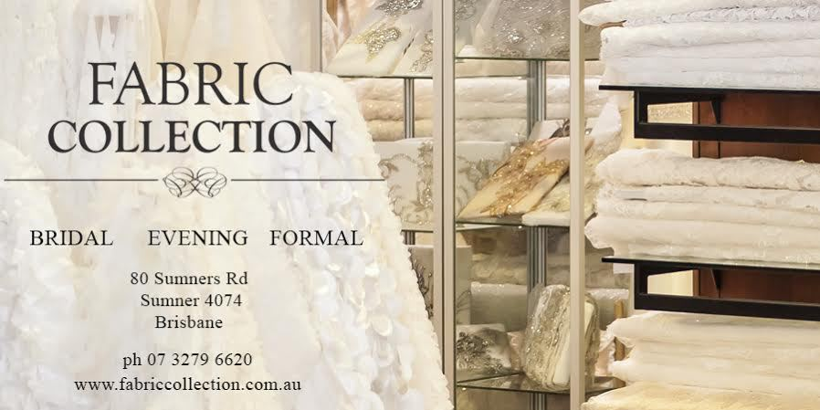 Five great fabric shops in brisbane brisbane for Wedding dress fabric stores