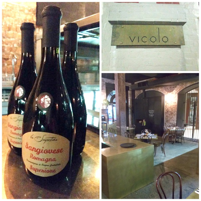 vicolo cafe, breakfast in sydney, lunch in sydney, italian restaurant in the city,