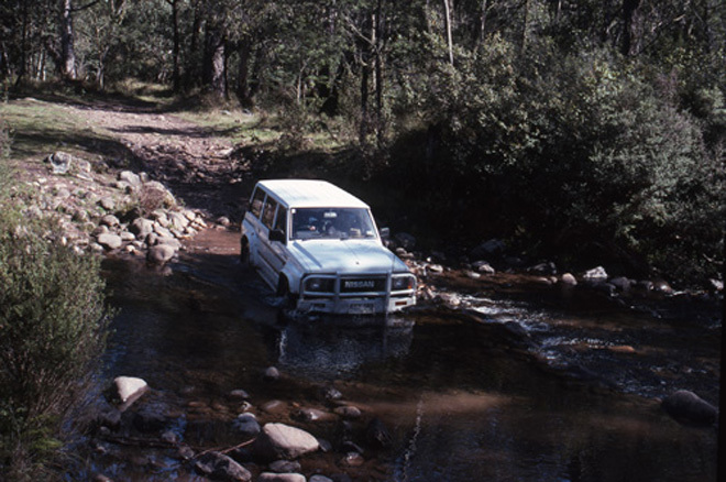 Victoria Melbourne Ascot Vale Outdoors 4X4 Fishing Camping Four-Wheel Driving Get Out Of Town Escape The City
