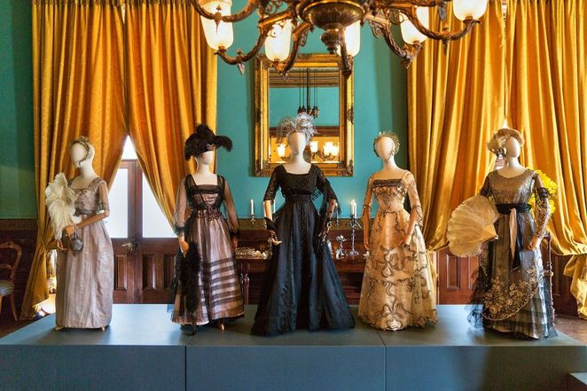 Age of Elegance, Age of Elegance Exhibition, Ayers House, Ayers House Museum, National Trust, National Trust of South Australia, Victorian times, exhibition, Victorian costumes