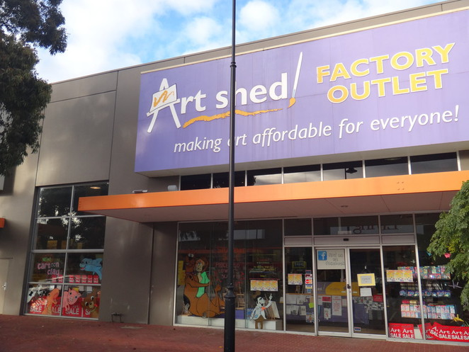 art shed, moorabbin, creative, hobby, DIY, supplies, melbourne