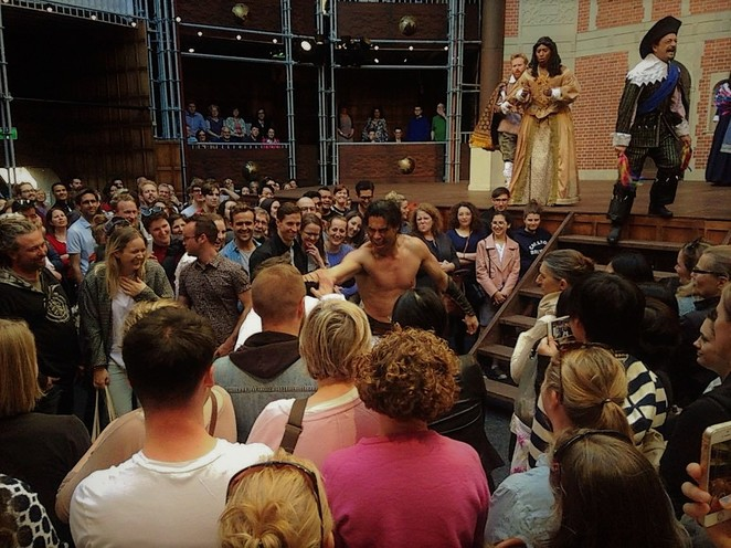 As You Like It, Shakespeare, Pop-up Globe, Melbourne
