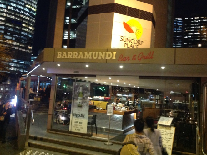 Barramundi bar and grill,restaurant,bar ,city