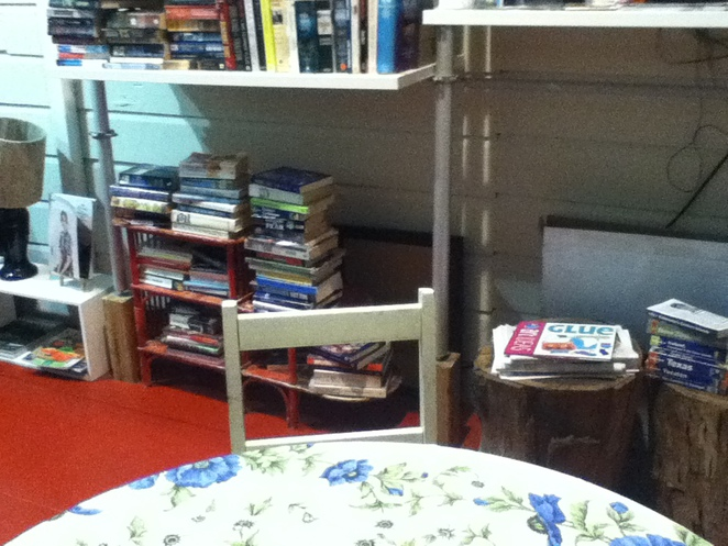 books, cafe, Boonah