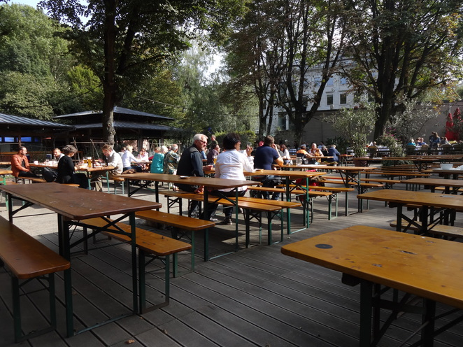 Cafe Neues Am See Berlin