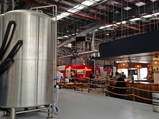 capital brewing co, canberra, fyshwick, brewery, pub, gastropub, beers, burgers, brodburger, ACT, best brewery in canberra,