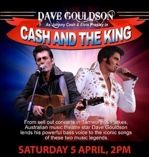 Cash and the King