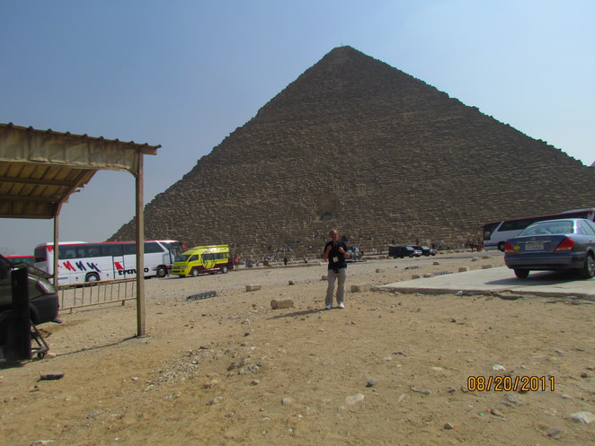 Colin and the Great Pyramid