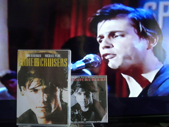 eddie and the cruisers, movie, film, soundtrack, CD, music