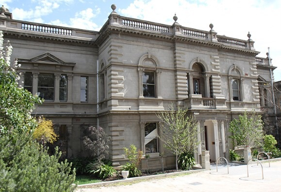 Eildon Mansion