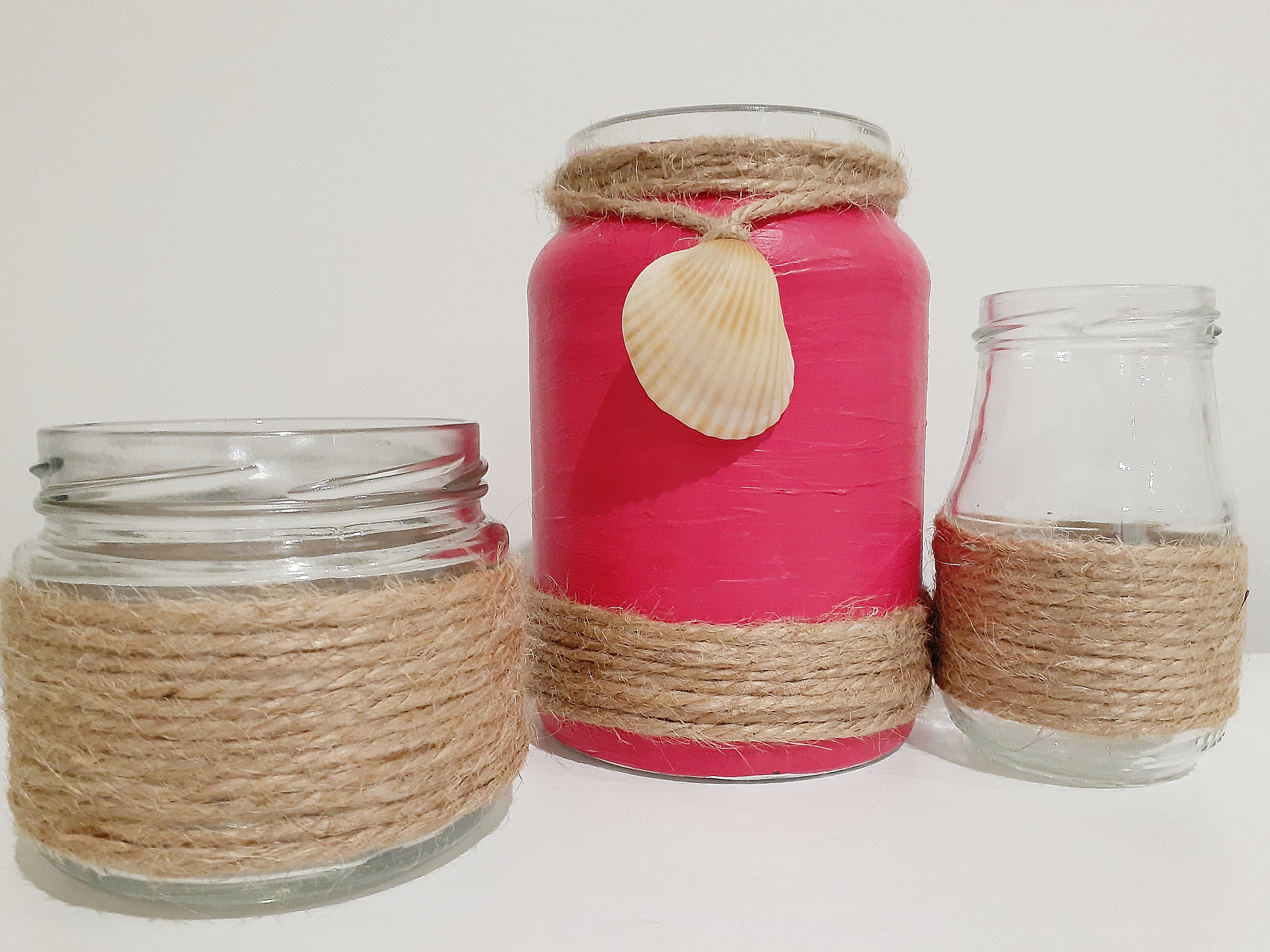 Craft Project Make Gifts Using Glass Jars Everywhere