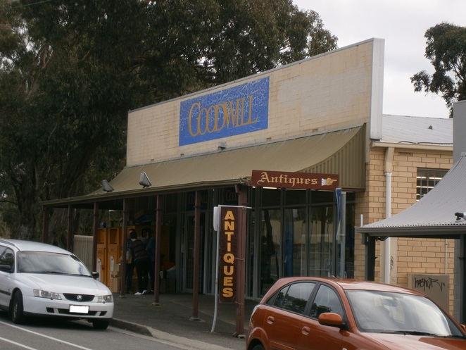 goodwill, op shop, blackwood