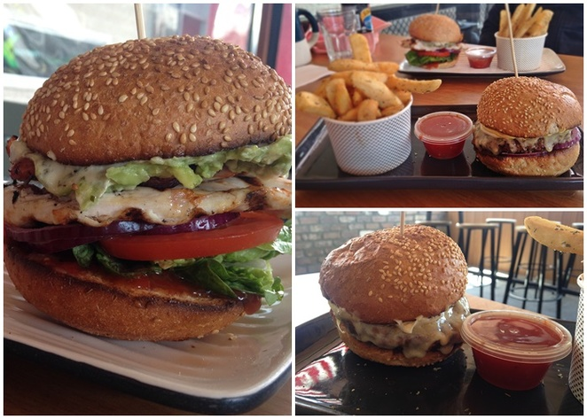 grill'd, canberra, woden, westfield shopping centre, ACT, burgers, best burgers, outside Hoyts, movie and burger deal,