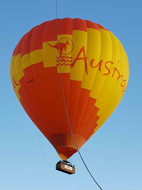Hot Air Balloon, ballooning, Gold Coast, Beaudesert, Brisbane, launch