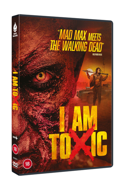 I Am Toxic, Soy Toxico, movie, film