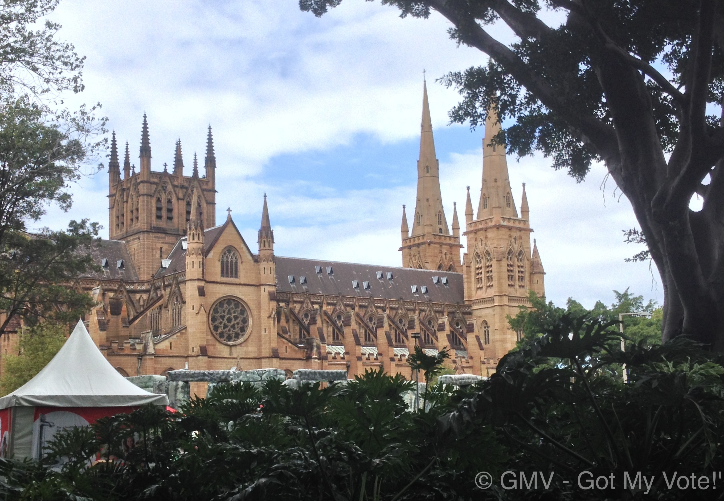 St Mary S Cathedral Tour Sydney