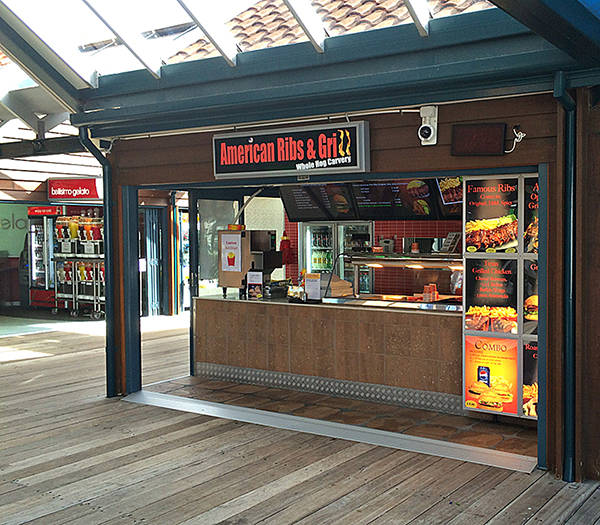 Jack's, American Ribs and Grill, Burgers, Pulled Pork, Hillary's Boat Harbour, BBQ sauce
