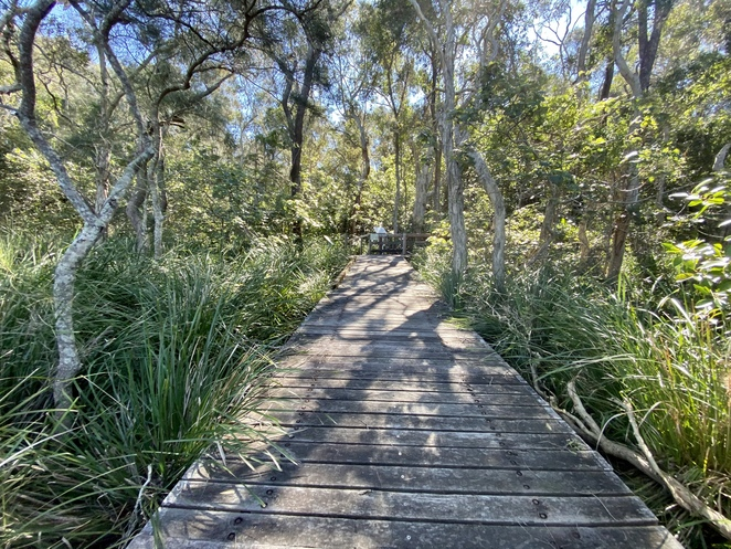 The Kinaba Visitor Information Centre is a great place to access maps and consolidate plans before heading deeper into the wilderness of the Noosa Everglades