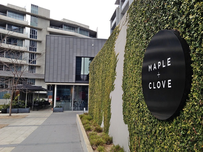 maple and clove, canberra, barton, nest cafes, coffee, lunch, breakfast, ACT,