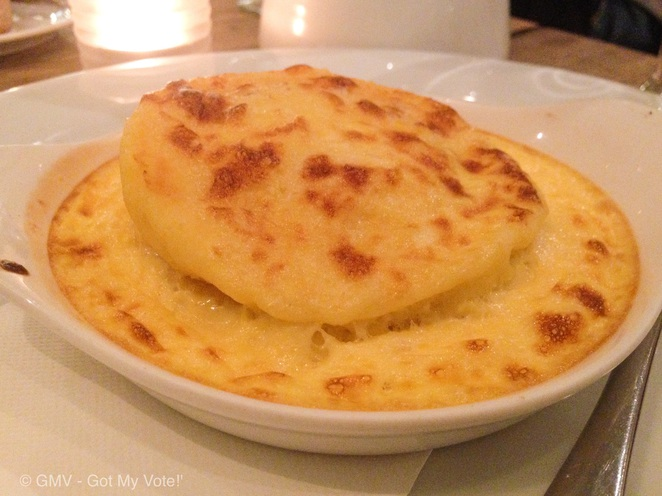 Martha's, French, cheese, soufflé, GMV, Castlecrag