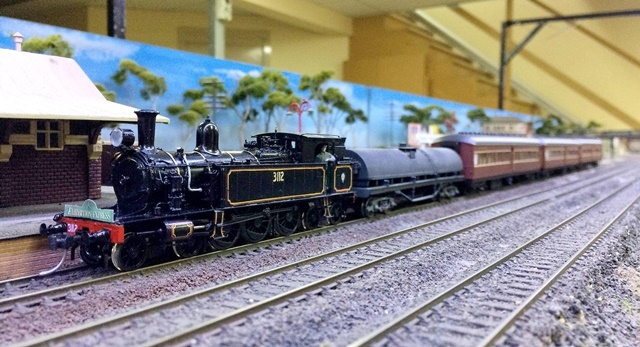 Model,Railway,exhibition