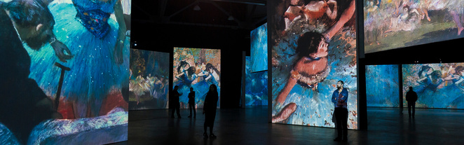 Monet and Friends Exhibition, Sydney