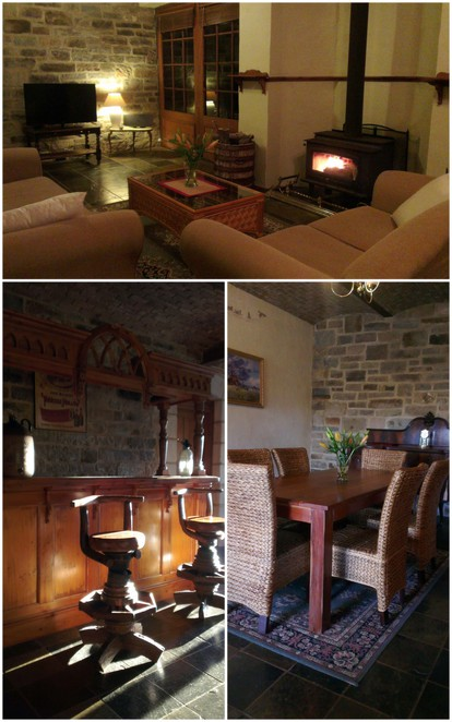 Morella House, Martin Suite, Bed and Breakfast, Accommodation, Lounge, Dining, Clare