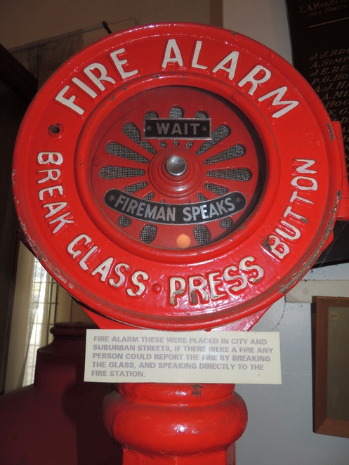 museum, genealogy, ancestry, hindmarsh, fire station, in adelaide, soccer, bowden, brompton, fire alarm