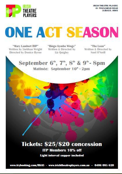 one act season