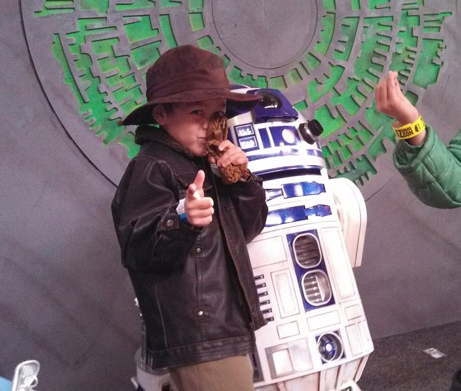Oz Comic-Con is for kids, too