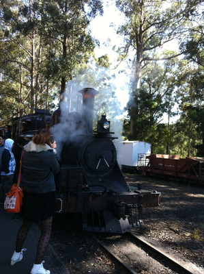 Presenting Puffing Billy