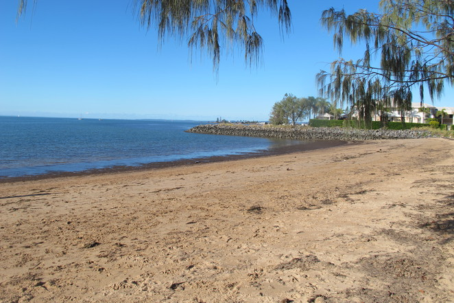 Raby Bay Beach