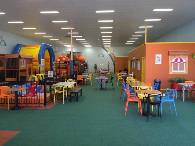 Rainbow City Children's Play Centre and Cafe