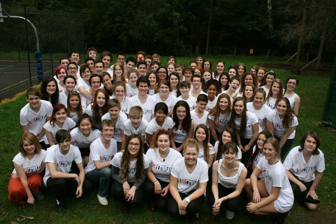 Ringwood Secondary College Cast
