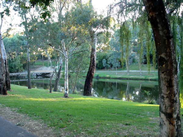 River Torrens, Adelaide, Parklands, cycle