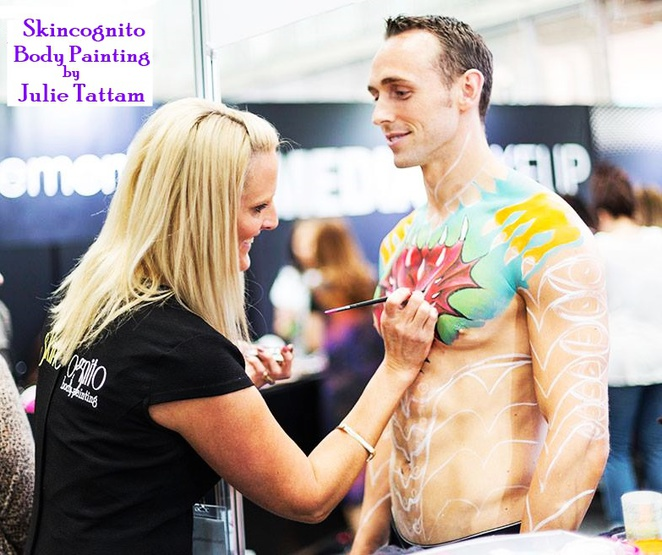 Skincognito Body Painting