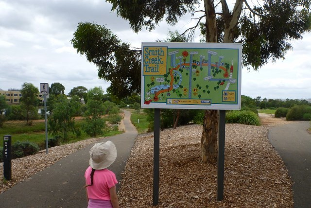Smith Creek Trail. Playford, Smithfield, Munno Para, playgrounds,
