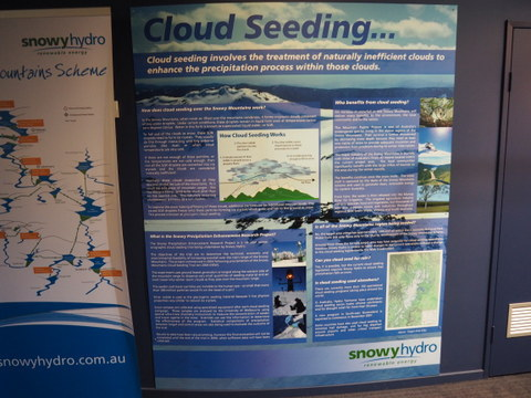 Snowy Mountains Scheme, water, electricity, Cooma