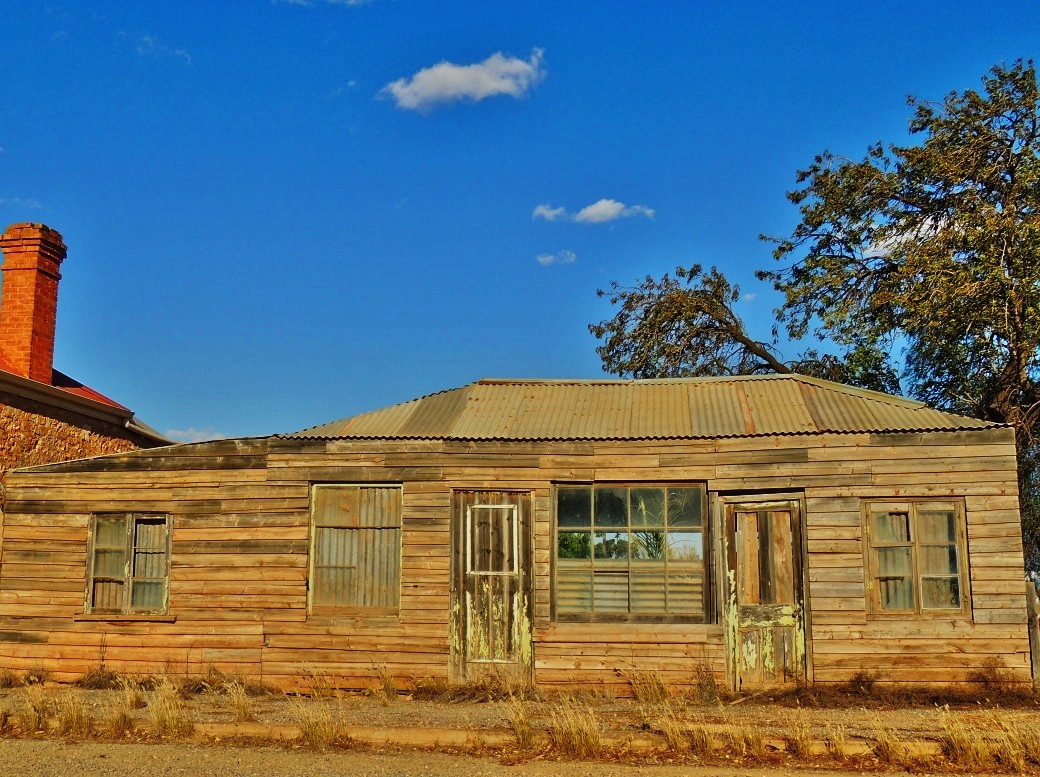 Ghost Towns In Australia Terowie South Australia
