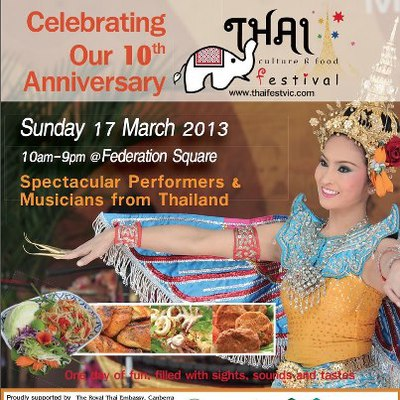 Thai Culture and Food Festival