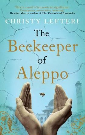 The Beekeeper of Aleppo, travel books, reading, indoor, sydney
