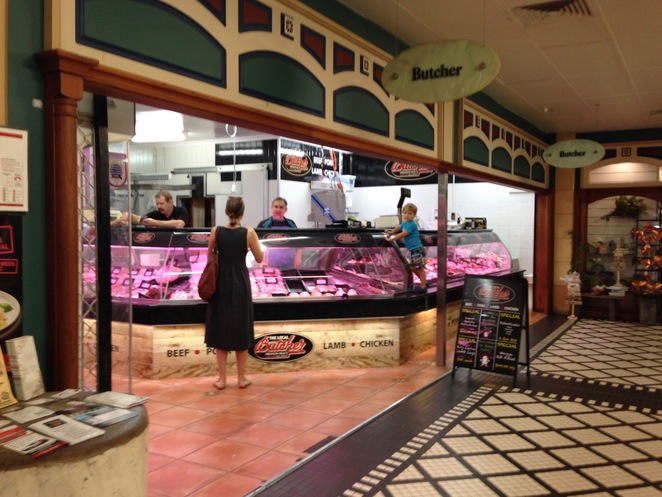 The Local Butcher, Manly, Manly Village, Brisbane, Old Fashioned Butcher