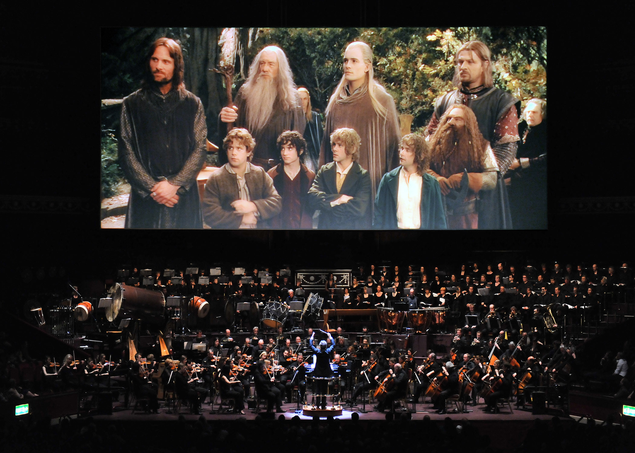 Lord Of The Rings Symphony Tour