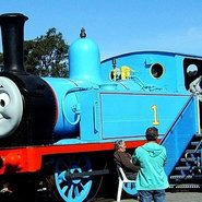 Thomas The Tank Engine at Trainworks