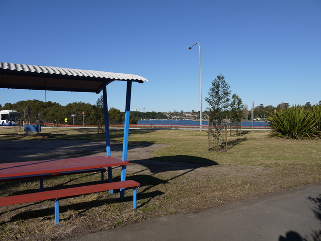 timbrell park, iron cove, inner west, parks, five dock, playgrounds