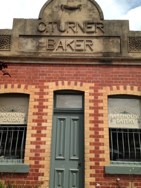 turners, bakery, cafe, old world, pastries, homemade pies, sourdough