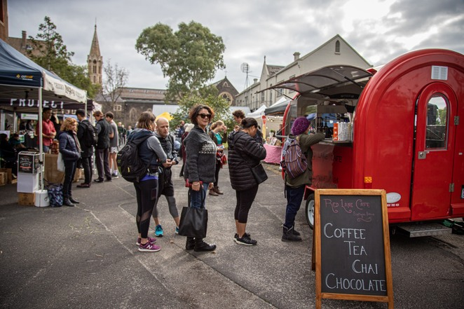 vegan market of melbourne 2019, community event, fun things to do, abbotsford convent, shopping, plant strong, free market event, market stalls, against animal cruelty, environmental, sustainable, save the universe